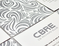 CBRE RECOGNITION CONFERENCE - FULL GRAPHICS PACKAGE