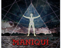 Maniqui Audio CD Label