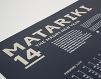 Matariki Poster and Booklet