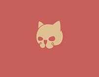 Skull Kitten