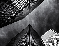 Toronto Dominion Centre Vertical