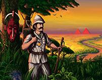 Board Game: Afrikan Tähti - Retkikunnat