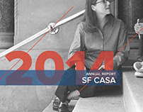 SF CASA Annual Report 2014