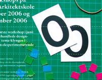 Danish Centre for Design Research - Posters