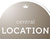 Central Location, Branding, London