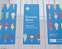 PCA Summer Show Identity