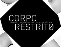 CORPO RESTRITO contemporary jewelry project