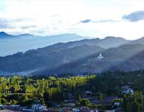Panoramas of Leh & Ladakh