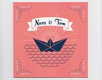 Hochzeitskarte / Wedding Card
