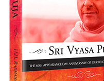 Tributes memorial book for American Swami