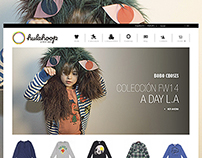 Hulahoop Le petit shop  · Website