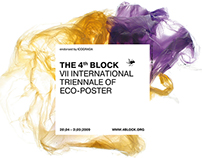 "VII International Eco-Poster Triennial ""the 4th Block"""