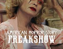 Jessica Lange - American Horror Story Freakshow