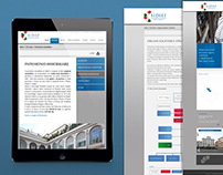 Website for SIDIEF S.p.A