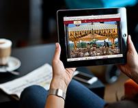 Brand & web identity for Hotel Villa il Poggiale