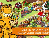 Garfield Mobile Game