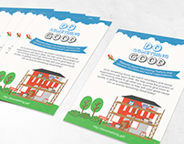 Do Something Good | Flyer Design