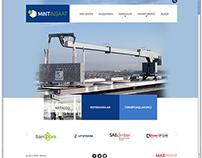 MINT Construction | web site