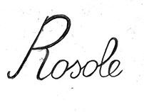 """""""Rosole"""" on FAME zine"""