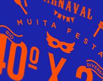 Carnaval 2014 - Sesc Rio