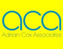 Adrian Cox Associates Identity