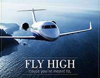 Charter Jet Creatives
