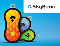 SkyBean - Product & Branding