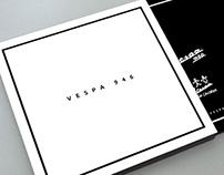 Vespa 946 Brochure+Monograph