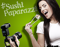 #SushiPaparazzi
