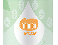 Mango Pop ( Beverage Design)