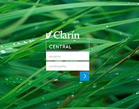 Clarín Central. Generador de contenido.
