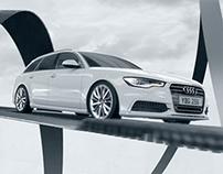 Audi 'Dominoes'
