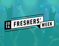 Freshers' Week 2014