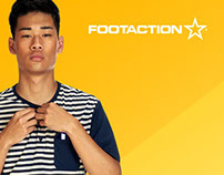 Footaction.com re-design