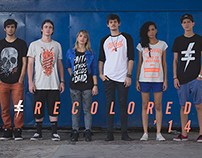 "WAD Clothing | Collection ""Recolered 14"""