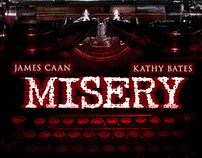 MISERY Official Re-Release Art