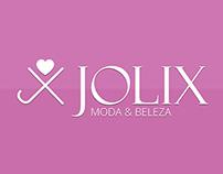 Jolix - Logomarca e loja virtual