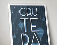 Grutera Gig Poster