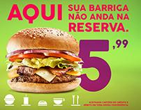 Posto Vila Sol - Comunicação Visual