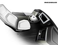 Neobus N10 Dasboard