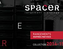 Spacer / Catalogue 2014-15