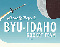 BYU-Idaho Rocket Team Infographic