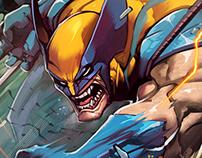 Wolverine Fanart!