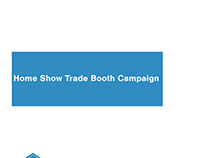 DES245 Trade Show Booth Advertising Campaign
