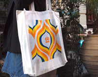 cia shop launches new Andrew Bannecker tote bag.