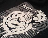Mayhem Ape T Shirt