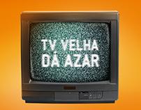 Primetek - TV Velha dá Azar