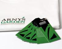 Arny's Garden Rebranding