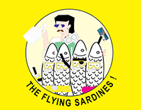 THE FLYING SARDINES  | RED BULL FLUGTAG 2014 . PORTUGAL