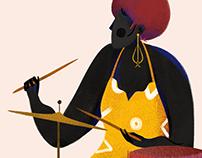 Jazz girls //